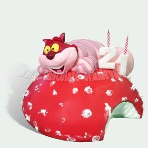 Чеширский торт