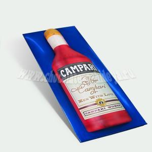 Бутылка Campari