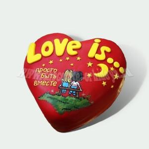 Сердце Love is...