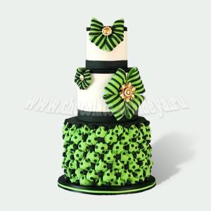 В зелёном стиле