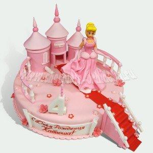 Принцесса у замка