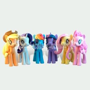 Милые пони